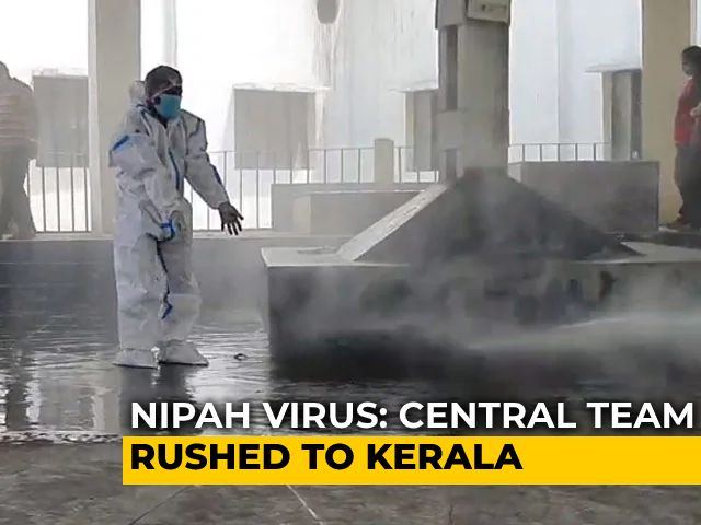 Video : 2 Health Workers Show Nipah Virus Symptoms After Boy's Death