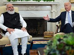 PM Modi, Joe Biden Remember Mahatma Gandhi Ahead Of Birth Anniversary