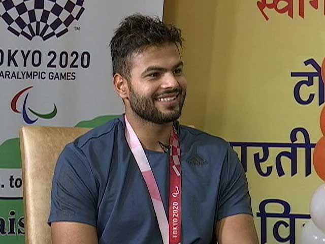 Video : This Medal Is My Life: Sumit Antil