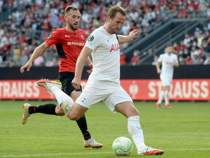 Europa Conference League: Tottenham Hotspur Draw 2-2 With Rennes, AS Roma Run Riot