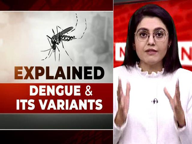Video : Explained: Dengue And Its Variants