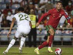 Portugal's Cristiano Ronaldo Breaks Record For Most Goals In Men's Football