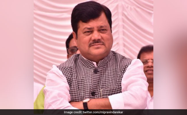 BJP's Pravin Darekar Charged Over 'NCP Would Kiss Painted Cheeks' Remark