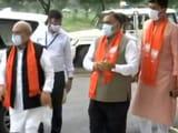 Video : After Vijay Rupani Shock Exit, Key BJP Meet Today To Discuss Successor
