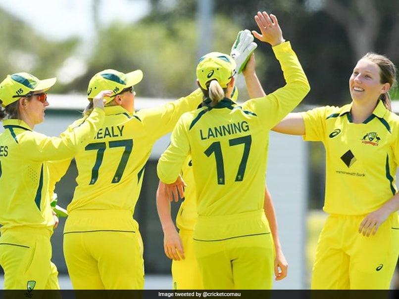 Australia Women vs India Women: Australia Women Register 25th Consecutive ODI Win, Thrash India By 9 Wickets