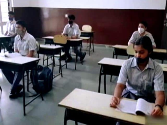Video : Maharashtra Schools To Reopen For Classes 5 To 12 On October 4