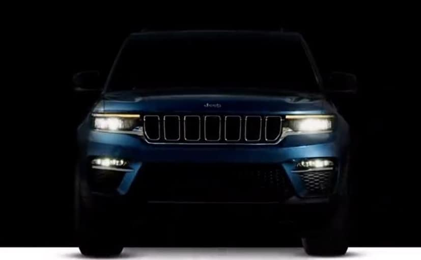 The 2022 Jeep Grand Cherokee line-up will also include a 4xe plug-in hybrid variant.