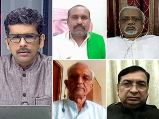 Video : सवाल इंडिया का : किसान और मजदूरों पर क्या पूरी तरह घिर गई है सरकार