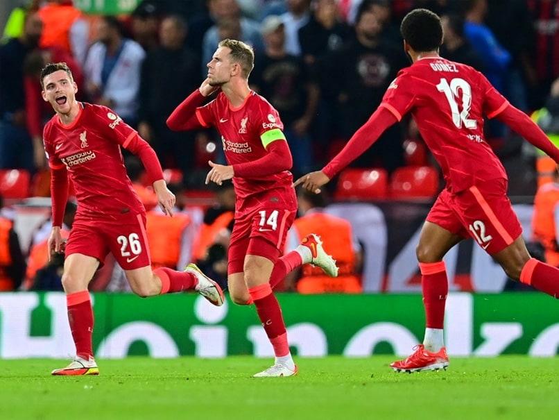Liverpool Spoil AC Milans Champions League Return In 5-Goal Thriller