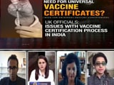 Video : Amid Row Over Quarantine In UK, PM Modi Bats For Mutual Recognition Of Vaccine Certificates