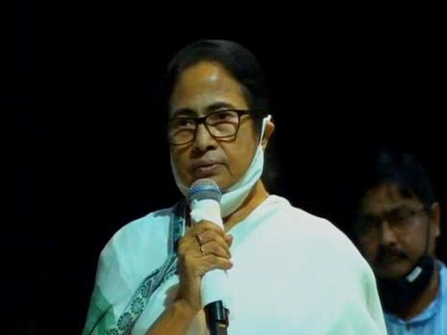 Video : Mamata Banerjee Kicks Off Poll Campaign In Bhabanipur