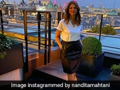 Nandita Mahtani Is The Most Stylish Traveller, Whichever Part Of The World She's In