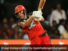 IPL 2021: AB de Villiers Hits Explosive Century In Royal Challengers Bangalore's Warm-Up Game