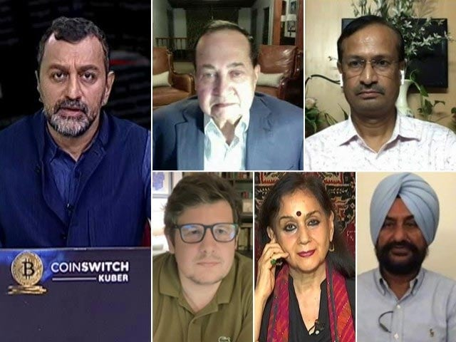 Video : Congress vs Congress: Crisis Deepens Beyond Punjab