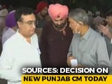 Video : Congress's Decision On Amarinder Singh's Successor Likely By Afternoon