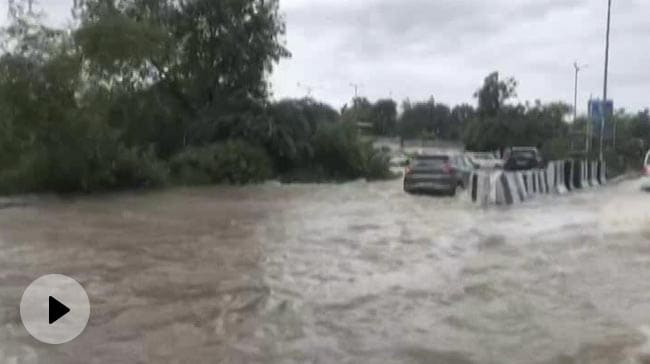 Video : Delhi's 19-Year High For Rain - How City Came Undone, Water Inside Homes