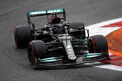 F1: Valtteri Bottas Storms To Pole For Monza Sprint Race