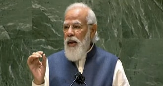 'I Represent A Country That's Proud To Be Known As Mother Of Democracy': PM At UN