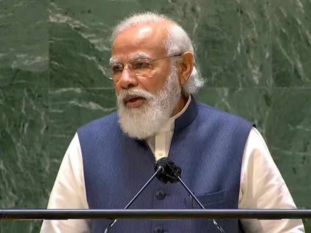 Video : Pay My Respects To Those Who Lost Lives Due To Covid, Says PM At UN
