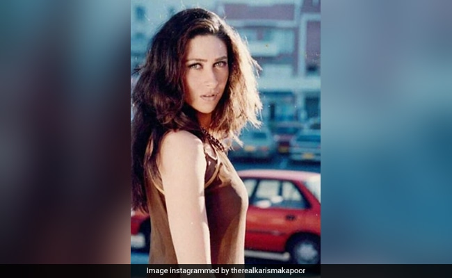 Karisma Kapoor Shares Throwback Pic, Asks Fans To Guess The Film