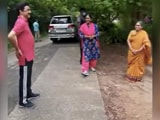 Video : On Camera, Chief Minister MK Stalin Blushes At Question On Morning Walk