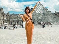 ICYMI: Mandana Karimi Had This Much Fun In Paris