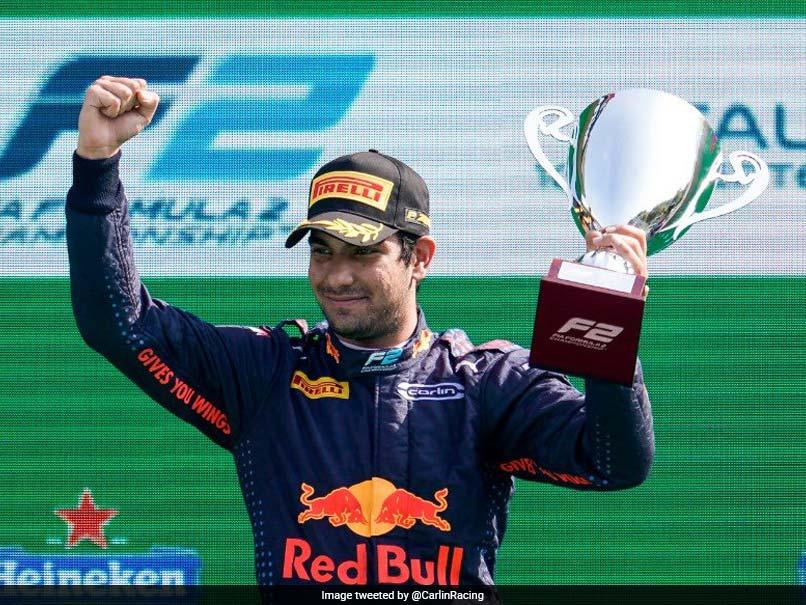 Jehan Daruvala Wins Monza Sprint Race 2