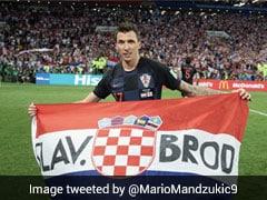 Croatian World Cup Hero Mario Mandzukic Retires From Football