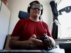 Blind Video Game Champion Takes On Streaming Platform Audience