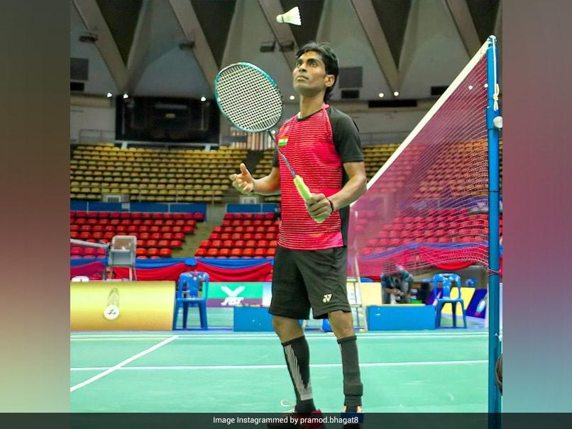Tokyo Paralympics: Pramod Bhagat Reaches Badminton Final, Assures India Of Silver