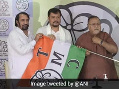 BJP MLA Soumen Roy Joins Trinamool Congress, 4th Legislator To Switch After Polls