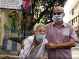Video : Bhabanipur By-Polls: 90-Year-Old Casts Vote In Bengal