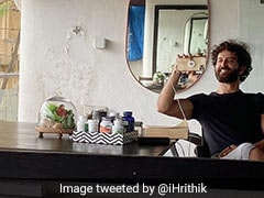 "Even Hrithik Roshan Has ""<i>Seelan Ki Problem.</i>"" Actor's Pic Amuses Twitter"