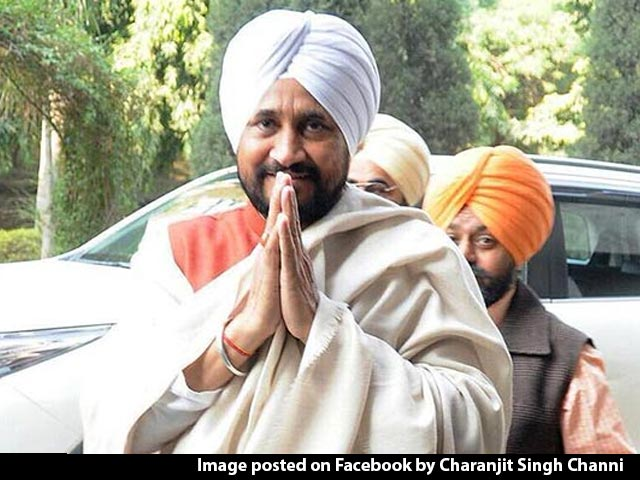 Video : Charanjit Singh Channi To Be Next Punjab Chief Minister, Says Congress