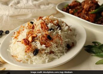 Ghee Rice Recipe: This Malabari Dish Will Remind You Of The Coast Of Kerala