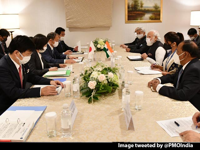 Video : PM Modi Thanked Japanese Counterpart For Successfully Hosting Olympics: MEA