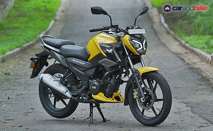 The last launch from TVS was the new 125 cc motorcyce, TVS Raider