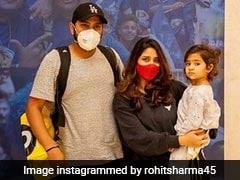 IPL 2021: Mumbai Indians' Rohit Sharma, Jasprit Bumrah, Suryakumar Yadav Arrive In Abu Dhabi, To Undergo 6-Day Quarantine