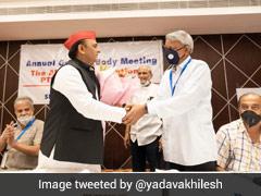 """Way To Delhi Via UP, State Polls Crucial To Restore Democracy"": Akhilesh Yadav"