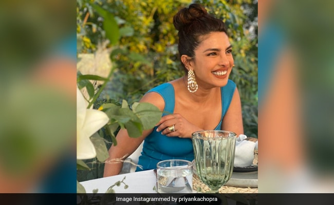 We Can't Help But 'Fall' For These Summer Throwbacks Of Priyanka Chopra