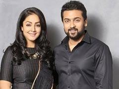 Here's How Suriya Welcomed Wife Jyotika On Instagram