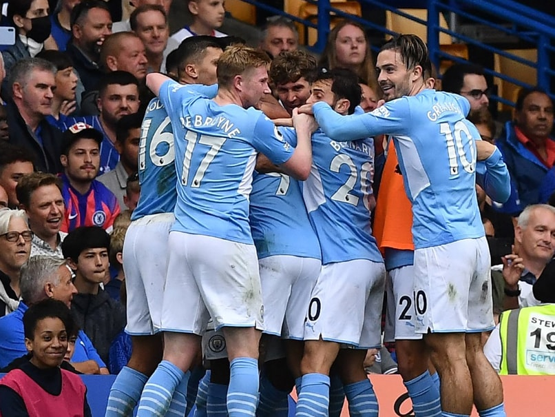 Premier League: Manchester City End Chelseas Unbeaten Run As Manchester United Pay Penalty