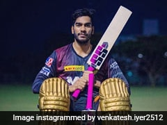 Venkatesh Iyer: The Finance Student-Turned-Cricketer Who Is Making A Splash In IPL