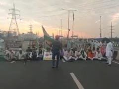 Delhi-UP Traffic Affected As Farmers' Bharat Bandh Begins: 10 Points