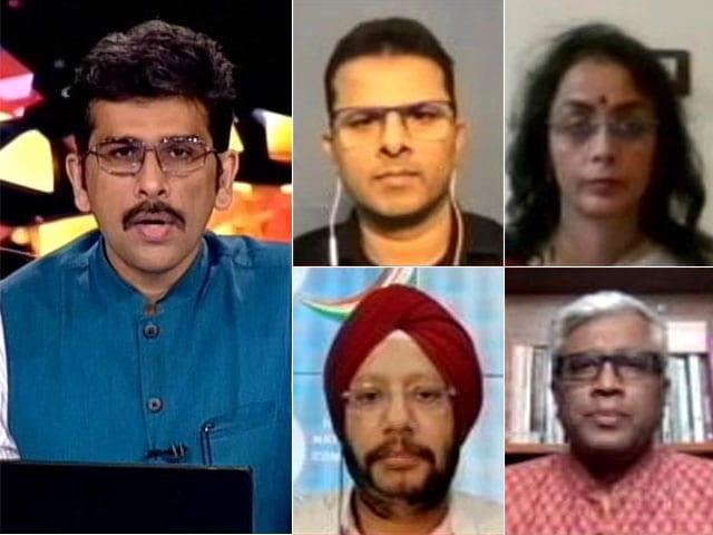 Video : मुक़ाबला : नफरती टीवी एंकरों का संचालक कौन? कैसे रोक लगे इस पर?