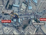Video : Exclusive: Satellite Images Show Thousands Of Afghans At Pak Border
