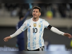 Lionel Messi Breaks Pele's Record With Hat-Trick Against Bolivia