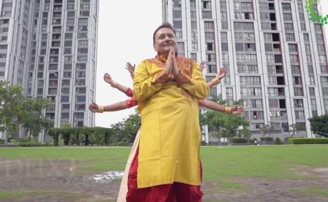 'Don't Know My Name? MM, MM': Trinamool MLA's Pujo Rap. Enough Said
