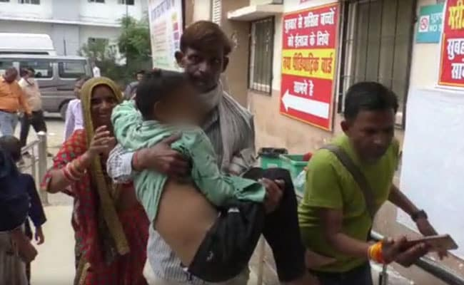 Woman Falls At Doctor's Feet, Desperation In UP District Hit By Dengue
