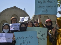"""""""Woman Can't Be A Minister... They Should Give Birth"""": Taliban"""